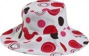 Dot Print Bucket Hat
