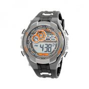 Armitron Men's Multi-Functional Digital Grey and Black Watch