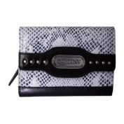 Italian Leather Clutch Wallet