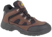Amblers Steel FS152 SB-P Mid Boot