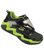 Skechers Sk90270 Light Up Boys Trainer