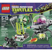 LEGO Ninja Turtles 79100 Kraang Lab Escape