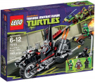 LEGO Ninja Turtles 79101 Shredders Dragon Bike