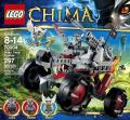 LEGO Chima 70004 Wakz' Pack Tracker