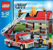 LEGO City 60003 Fire Emergency