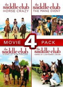 The Saddle Club: Movie 4 Pack [Region 1]