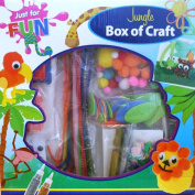 Jungle Box of Crafts