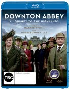 Downton Abbey - A Journey to the Highlands [Blu-ray]