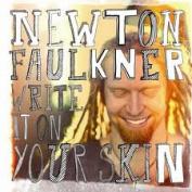 Write It On Your Skin - Newton Faulkner [CD / DVD] [Region 4]