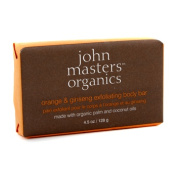 Orange & Ginseng Exfoliating Body Bar, 128g/130ml