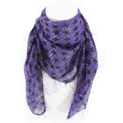 Shawl Star Revolution Purple