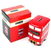 Route master Bus Ceramic Money Box