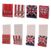 Nail File Match Book - Ted Smith London Designs