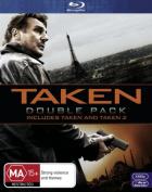 Taken 1 & 2 Bluray Double Pack [BLU] [Region B] [Blu-ray]