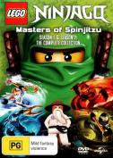 Ninjago Masters Of Spinjitzu [Region 4]