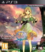 Atelier Ayesha [Region 2] [Blu-ray]