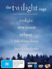 The Twilight Saga [5 Discs] [Region 4]