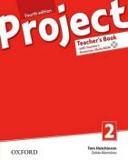 Project: 2: Teacher's Book