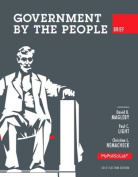 Government by the People, Brief 2012 Election Edition, Books a la Carte Edition