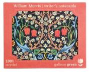 V&A William Morris Evening Garden ECO Writer's Notecards