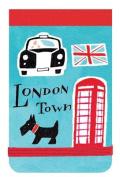 London Town Mini Journal