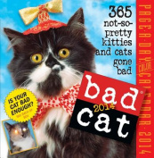 Bad Cat Page-A-Day Calendar 2014