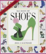 365 Days of Shoes Calendar
