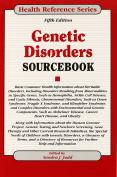 Genetic Disorders Sourcebook