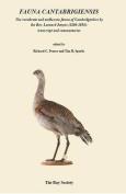 Fauna Cantabrigiensis