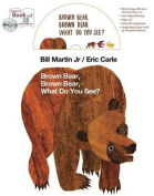 Brown Bear, Brown Bear, What Do You See? [With Book(s)]