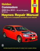 Holden Commodore VE (AUS) Automotive Repair Manual