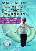 Manual of Pediatric Balance Disorders