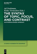The Syntax of Topic, Focus and Contrast