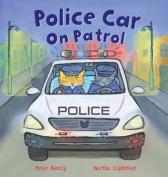 Police Car on Patrol