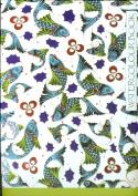 Watercolour Book : Turkish Fish