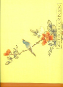 Watercolour Book : Blue Bird on Blossom
