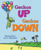 Geckos Up, Geckos Down [Board Book]