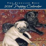 Sueellen Ross' Puppy 2014 Mini Calendar