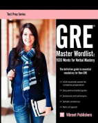 GRE Master Word List