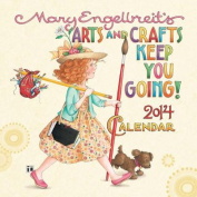 Mary Engelbreit's Arts and Crafts Keep You Going! Calendar