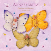 Anne Geddes Timeless Collection 2014 Wall Calendar