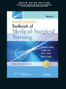 Brunner and Suddharths Textbook of Medical Surgical Nursing