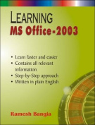 Learning Ms Office 2003