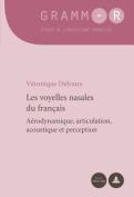 Les Voyelles Nasales Du Francais [FRE]