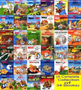 Asterix Complete Collection Boxset