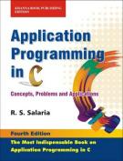 Application Programming in C 4/E
