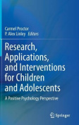 Research, Applications and Interventions for Children and Adolescents