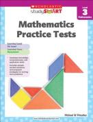 Scholastic Study Smart Mathematics Practice Tests Level 3