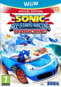 Sonic & All-Stars Racing Transformed [Region 2]