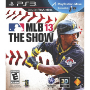 Mlb 13, the Show